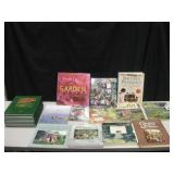 Lot Of Assorted Gardening & Recipe Books