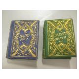 19th Century Daisy Dot Miniature Books
