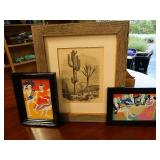 Southwestern Picture Lot