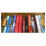 Box Of Hardback Books