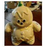 """Vintage 11"""" Tall Hull Pottery Ginger Bread Man"""