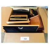 Box Of Frames #2 Gold & Black Frame