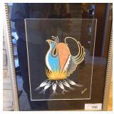 Original Signed Native Art