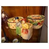 Japanese Made Ceramic Collectibles