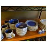 Pfaltzgraff Handpainted Rio Pattern Dishes