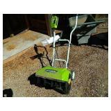 Greenworks Electric Snow Blower