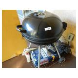 Uniflame Charcoal Round Grill