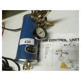Central Pneumatic Air Control Unit