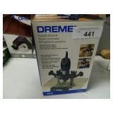 Dremel 335-01 Plunge Router Accessory Attachment