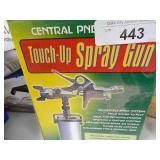 Central Pneumatic Touch Up Spray Gun