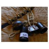 Collection Of Cow Bells Etc