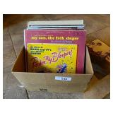 Vtg Vinyl Comedy And Other Records