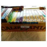 Box Lot VHS/DVD