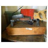 Popular Mechanic Mitre Saw Box