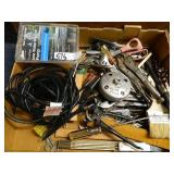 Hand Tools & Shutoff Pump