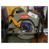 Ryobi 13 Amp Laser Circular Saw