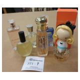 Lot of Mixed Perfumes