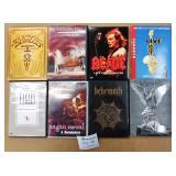 8 Original Mixed Music DVDs