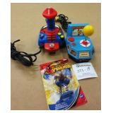 Ms.Pac-Man & Spider-Man Plug & Play TV Games