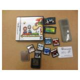 Lot of Nintendo DS Games & Cases