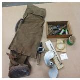 Vintage Pflueger Reel, Langley Scale + More