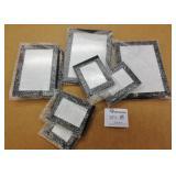 8pc Aluminum Frame Set