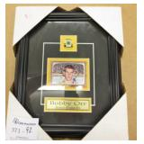 Bobby Orr Framed Reproduction Rookie Card