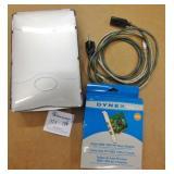 Firewire 400 Case & PCI Control Card
