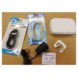 Netgear Router & Cables