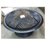 Used Metal Fire Pit Bowl