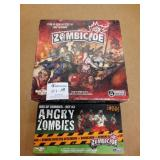 Zombicide Game & Angry Zombies