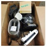Box Lot of Used/Tested/Working Kitchen Appliances