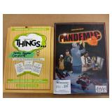 Pandemic & The Game of Things Games