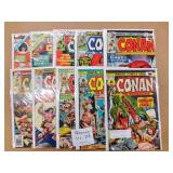 10 Vintage Marvel Conan Comics