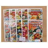 10 Vintage Fantastic Four Comics