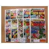 10 Vintage Iron Man Comics
