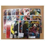 20 DC Nightwing Comics