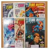 DC Time Masters: Vanishing Point #1-6 Comics