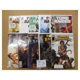 10 Tomb Raider Comics