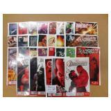 30 Thunderbolts Comics