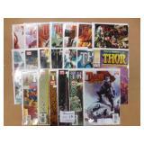 20 Marvel Thor Comics