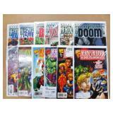 12 Marvel Heroes Reborn Comics