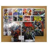 DC Forever Evil #1-7 Plus 8 Tie-Ins