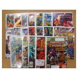 20 Marvel Fantastic Four Comics