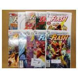 DC Flash #1-10 Comics