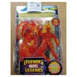 Marvel Legends Human Torch Action Figure