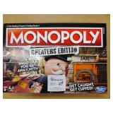 Monopoly Cheaters Edition Game ~ Open Box