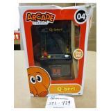 Q Bert Arcade Classic ~ Damaged Box