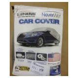 Rust-Oleum Never Wet Car Cover Size 4