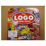 The Logo Board Game ~ Open Box